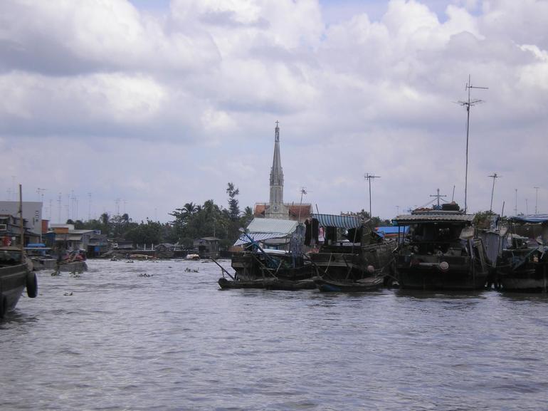 Mekong Delta Trip - Floating Market - Ho Chi Minh City