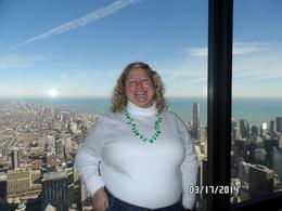 on The Skydeck , Mary Jane S - May 2014