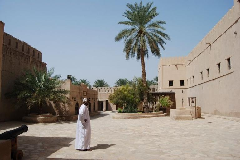 Nizwa Fort - Oman