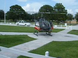 Helicopter - August 2011