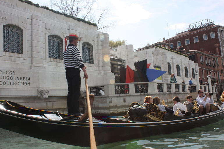 Private Tour: Venice Gondola Ride with Serenade photo 23