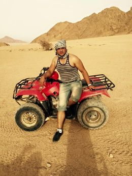 It's a pleasant trip in the desert and I like it a lot , Ahmed A - July 2015
