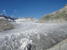 Glacier, Claire M - August 2010