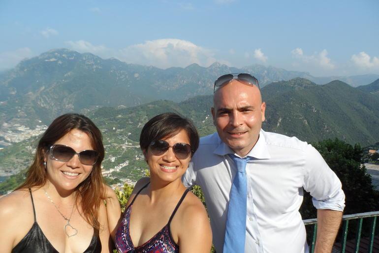 The best driver ANTONIO! - Naples