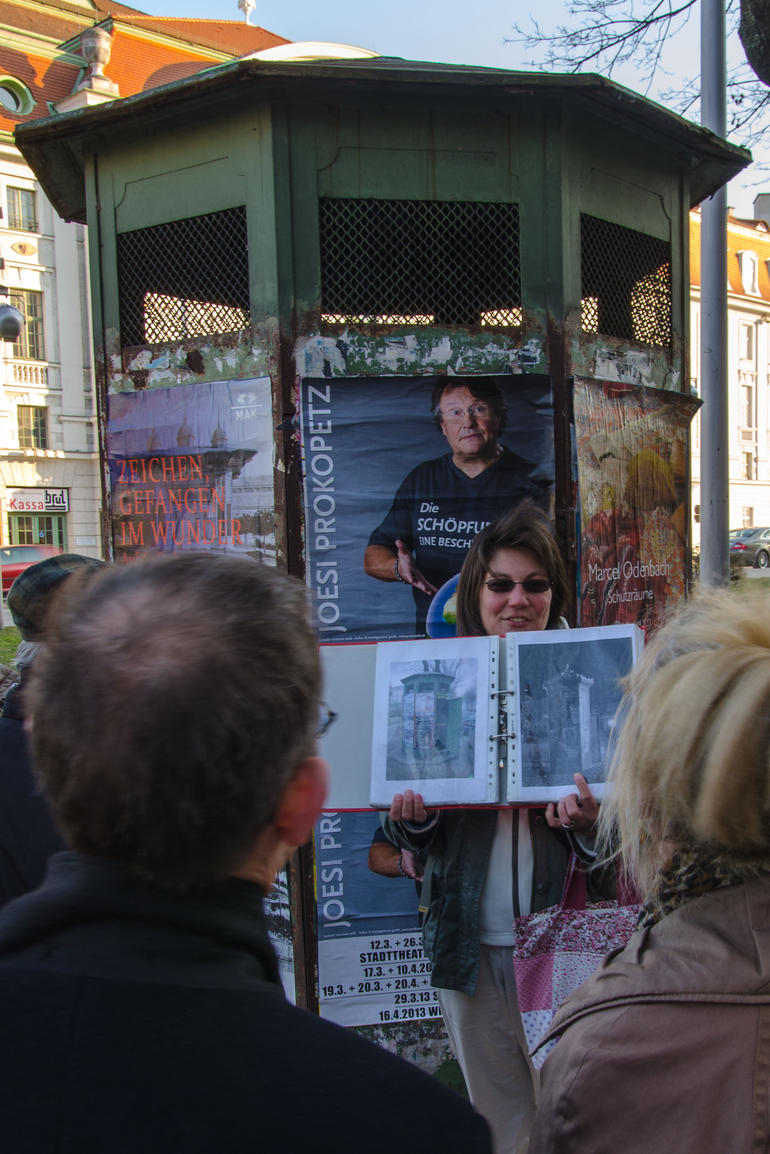Vienna Walking Tour: In the Footsteps of 'The Third Man' photo 17