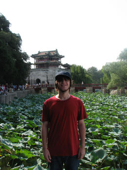 One of the many walkways / gardens leading up to the Summer Palace., Bandit - May 2012