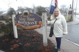 Amish home cooked food - delicious , Joyce M - January 2017