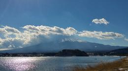 View of Mt. Fuji , gtataje - February 2017