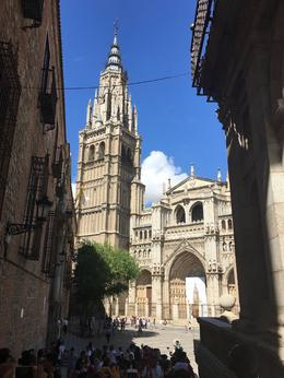 Cathedral of Saint Mary of Toledo , Karen M - July 2017