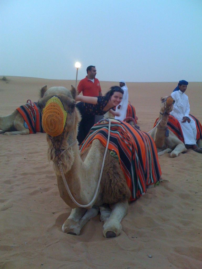 4x4 Dubai Desert Safari - Dubai