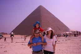 Khafre's Pyramid, Graeme V - September 2010