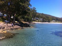Adventure Bay , DavId W - February 2014