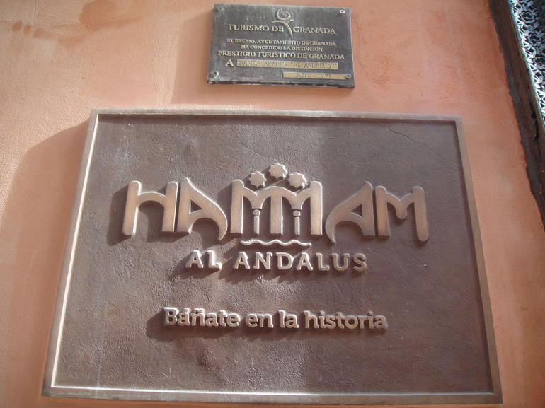 Alhambra-Tour-and-Granada-Hammam - Granada