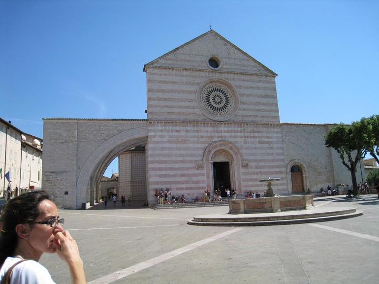 Basilica of St. Clare - Rome