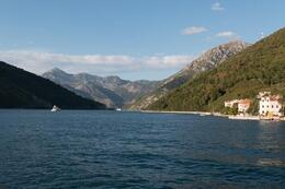 View across the Bay of Kotor. , Paul M - September 2014