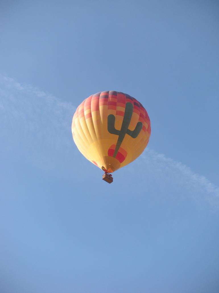 Beautiful balloon - Phoenix
