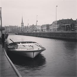 Before boarding the canal tour, great views. , Nicole B - December 2014