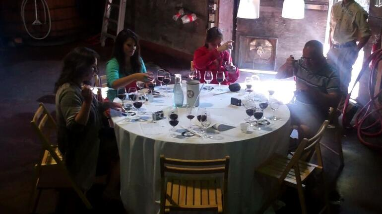 Boutique Wine Country Tour with Personal Wine Blending - San Francisco