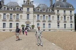 Mario at Cheverny Castle during Loire Valley Castles Day Trip , Mario S - June 2014