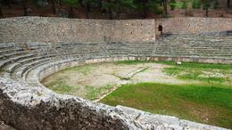 Small stadium at Delphi, DANIEL V - November 2010