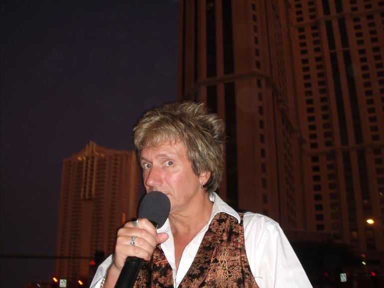 Down the Strip - Las Vegas