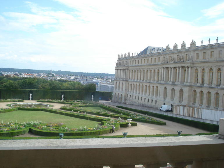 Full Day Tour with Versailles Palace, Eiffel Tower and Seine River Cruise photo 21