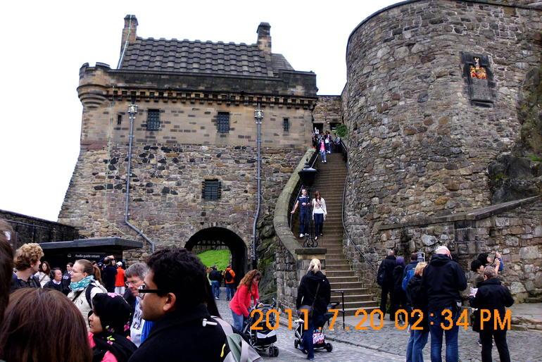DSCI0125 - Edinburgh