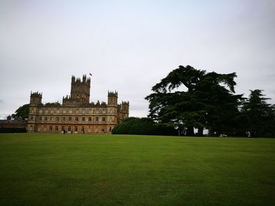 Excursion downton abbey et oxford au d part de londres incluant le ch te - Chateau downton abbey ...