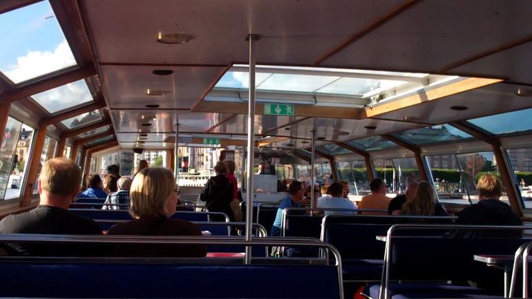 Hop-On, Hop-Off Boat Tour, Stockholm - Stockholm