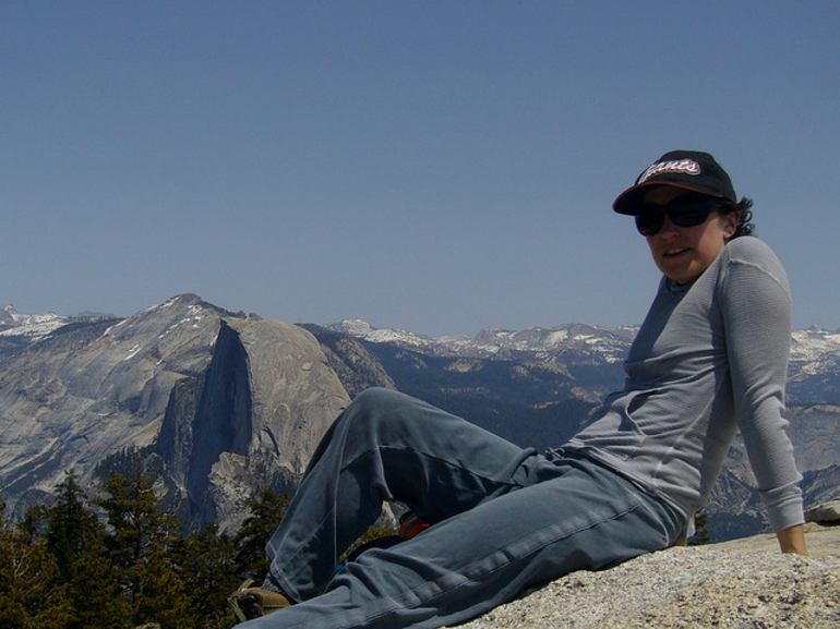 Kellythepea and Half Dome - San Francisco