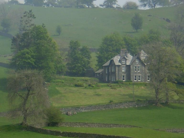 Lake District farm - Windermere