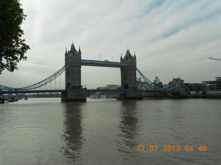 Maravilhosa vista - London