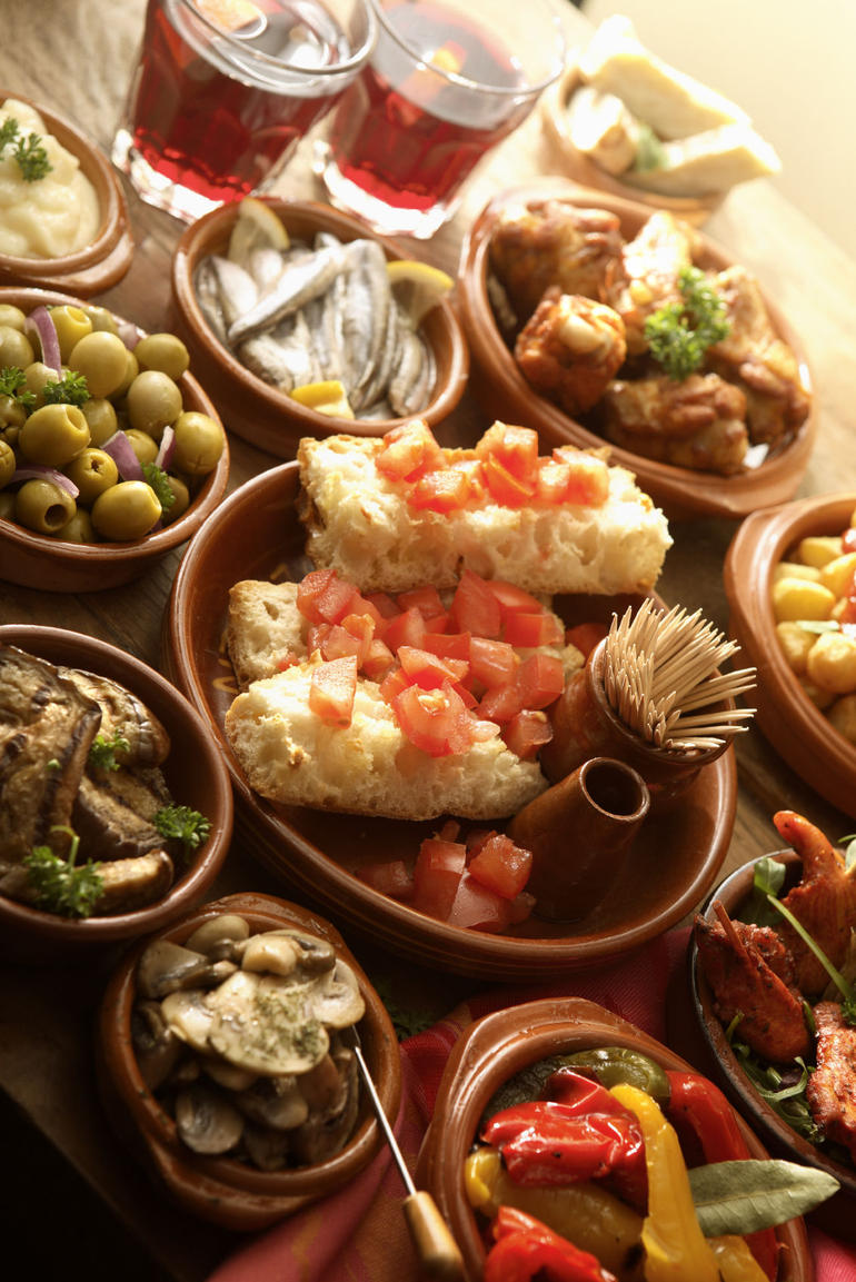 Mouth Watering Tapas - Madrid