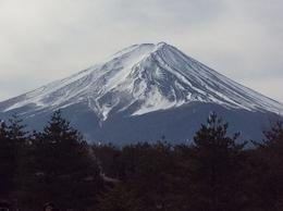 Mt. Fuji , Weiping Y - February 2014