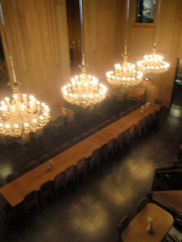 Buddakan - the restaurant where Carrie and Big have their rehearsal dinner in the 1st SATC movie. , Ben H - February 2011