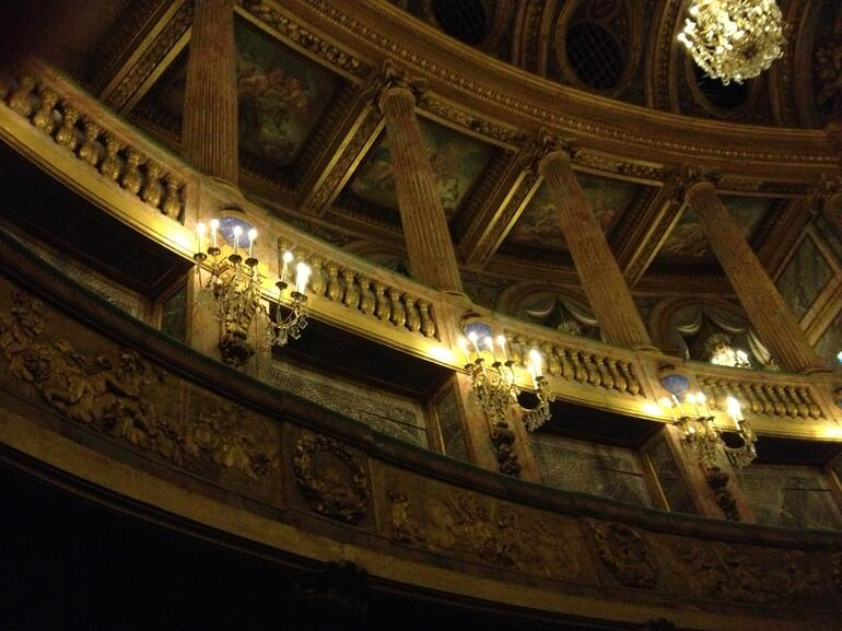Opera House at Versailles - Paris