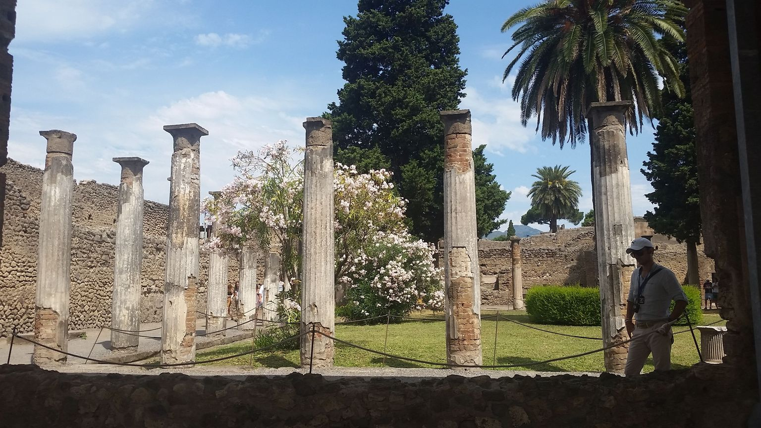 MAIS FOTOS, Full Day Small Group Pompeii Tour from Sorrento with Local Wine Tasting