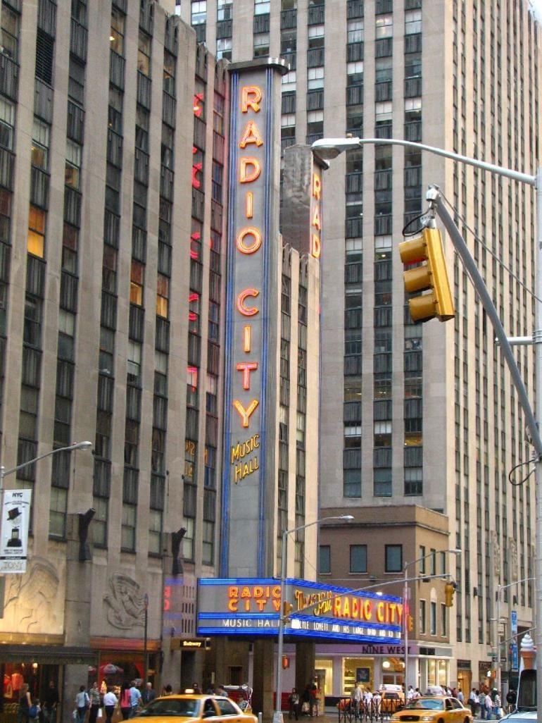 Radio City - New York City
