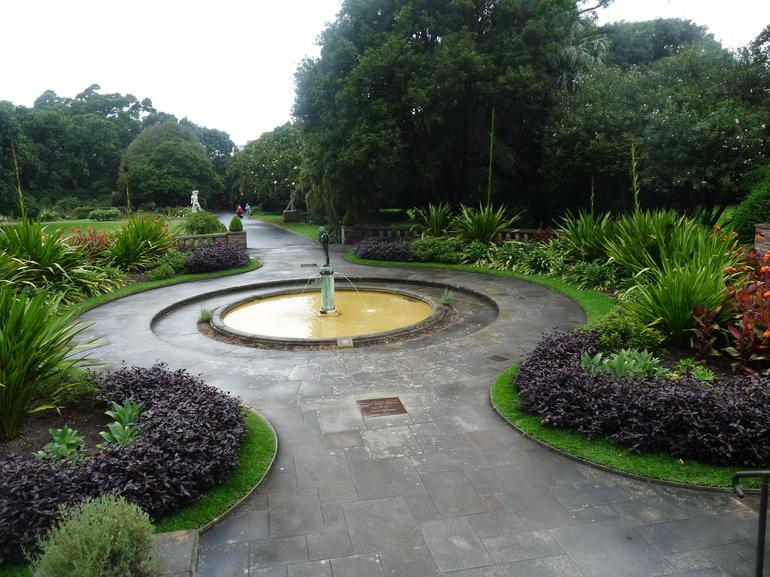 Royal Botanical Gardens - Sydney