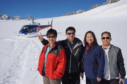 Glacier Tours Near Queenstown