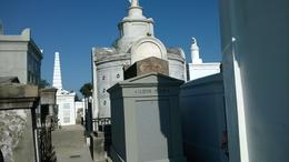 Photo is of several tombs we saw during the tour , Patrick L H - October 2014