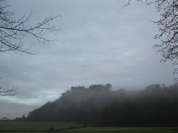 Stirling Castle in the morning mist., Joan W - December 2009