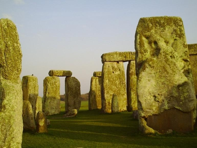 Stone set - London