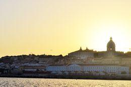 Sunset on Lisbon , Fabio M - August 2015