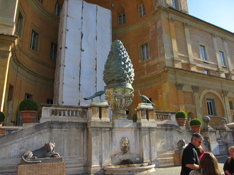 The Vatican tour - Rome