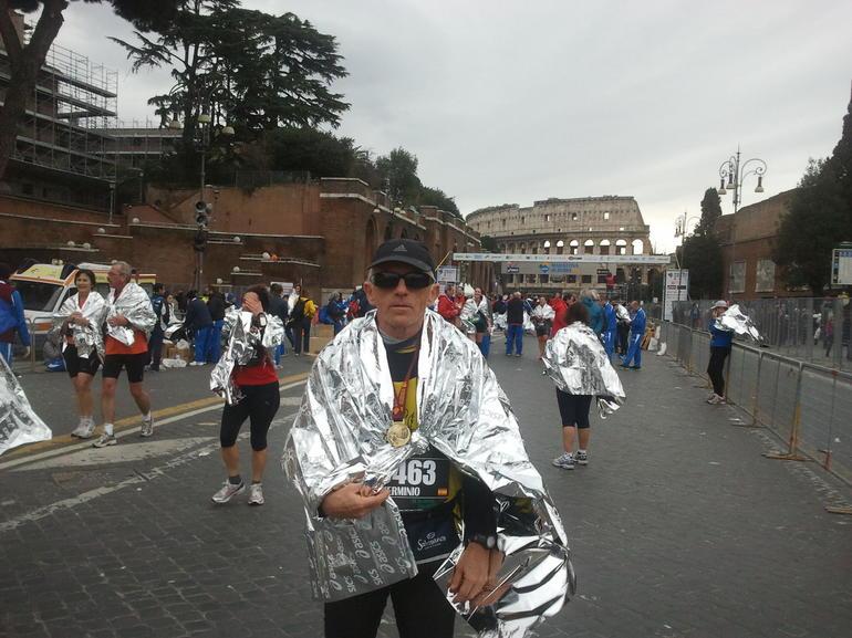 Turismo religioso deportivo y cultural - Rome