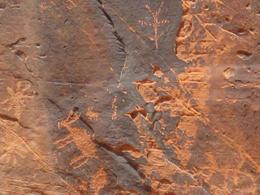 Petroglyphs, Cutie Repolinos - May 2013