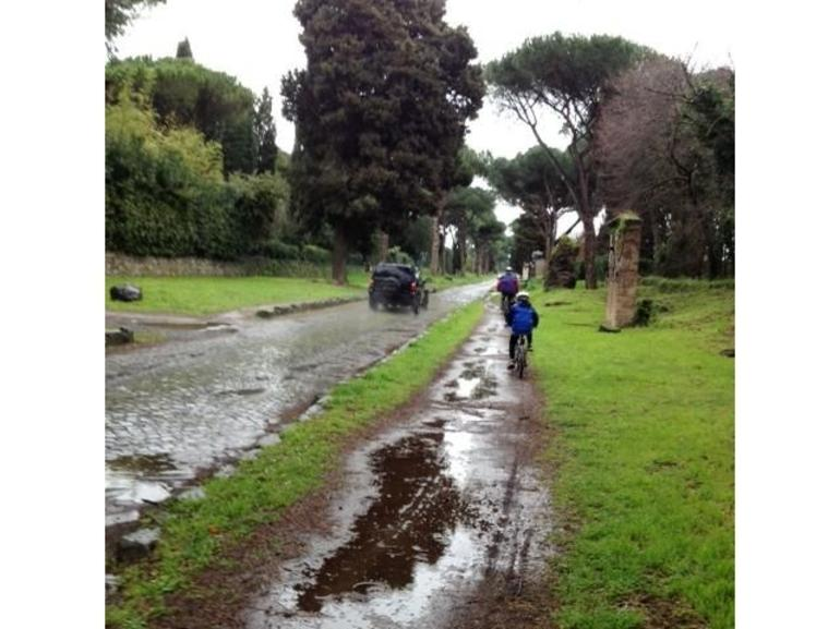 Via Appia Bike Tour Rome 2013 - Rome
