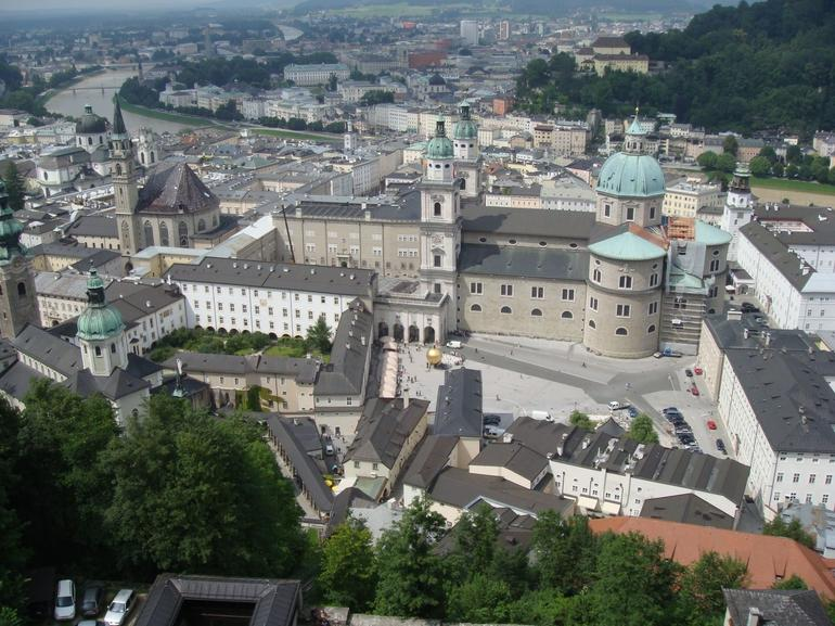 View of Salzburg Cathedral - Salzburg