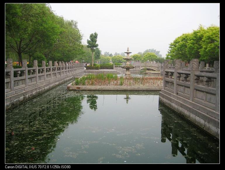 White Horse Temple - Xian